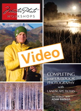 Completing Your Outdoor Photography with Landscape Filters, Streaming Video