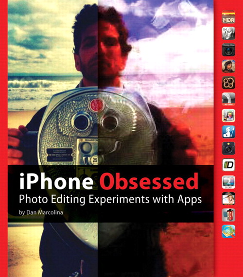 iPhone Obsessed: Photo editing experiments with Apps