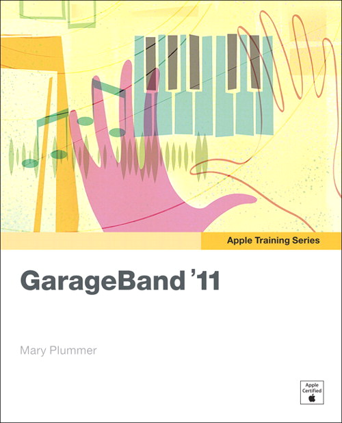Apple Training Series: GarageBand '11