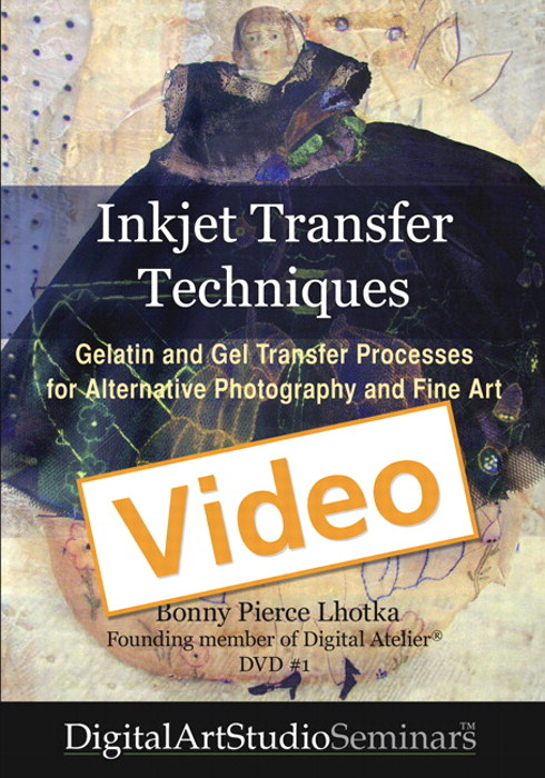 Inkjet Transfer Techniques Online Video