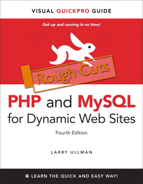 php and mysql for dynamic web sites visual quickpro guide