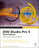 Apple Pro Training Series: DVD Studio Pro 4, 3rd Edition