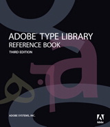 Adobe Type Library Reference Book, 3rd Edition