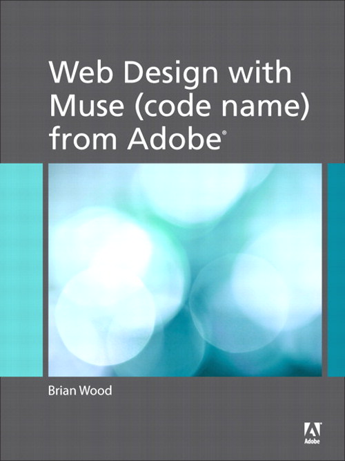 Web Design with Muse (code name) from Adobe