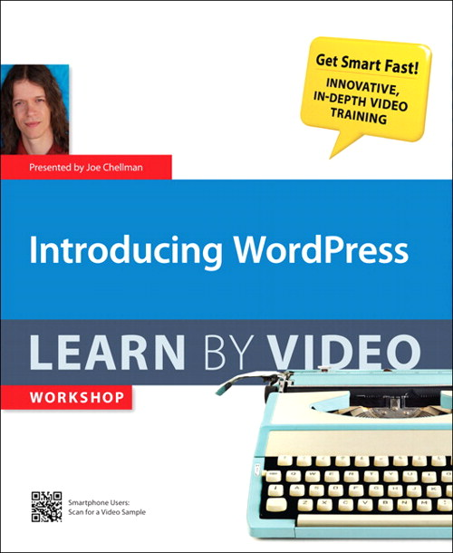Introducing WordPress: Learn by Video