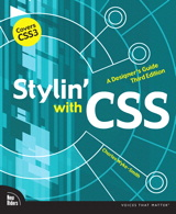 Stylin' with CSS: A Designer's Guide, 3rd Edition