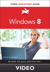 Windows 8: Video QuickStart