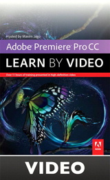 Adobe Premiere CC Learn By Video