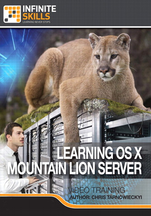 Apple OS X Mountain Lion Server