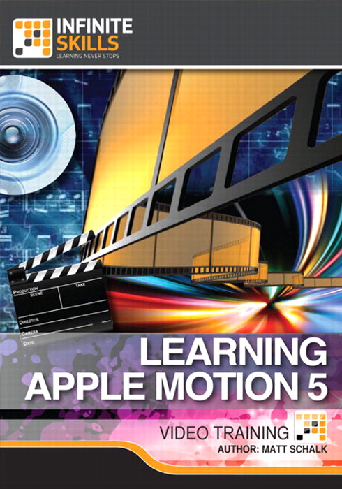 Learning Apple Motion 5