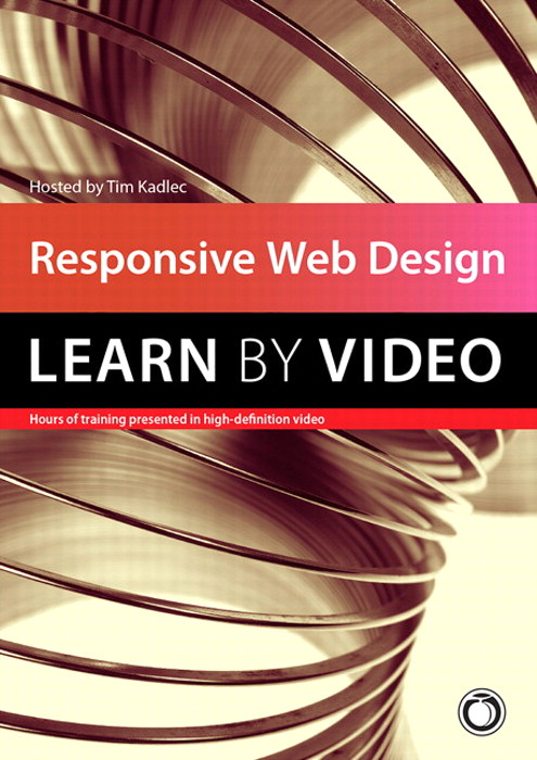 Responsive Web Design Learn by Video