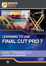 Learning To Use Apple Final Cut Pro 7