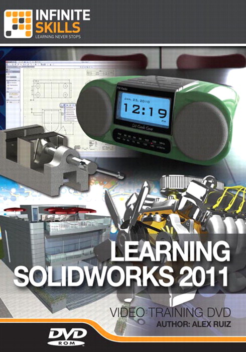 Learning SolidWorks 2011