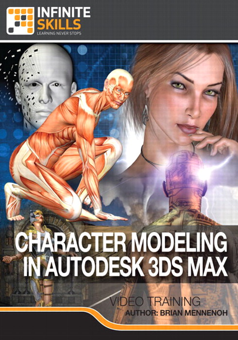 Character Modeling in 3ds Max 9780133597707