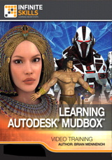 Learning Autodesk Mudbox ( 2012 - 2013 )