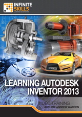 Learning Autodesk Inventor 2013