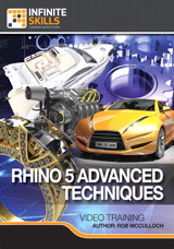 Rhino 5 Advanced Techniques