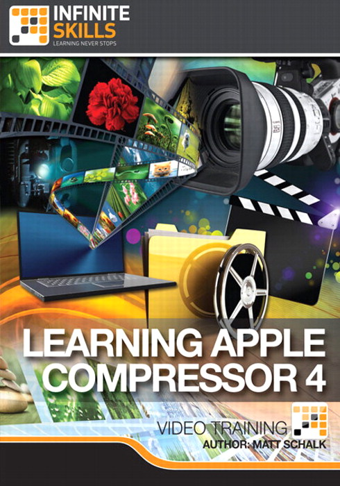 Apple Compressor 4