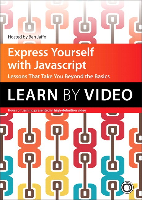 Express Yourself with JavaScript: Learn by Video