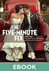 Five-Minute Fix, The: 200 Tips for Improving Your Photography and Growing Your Business