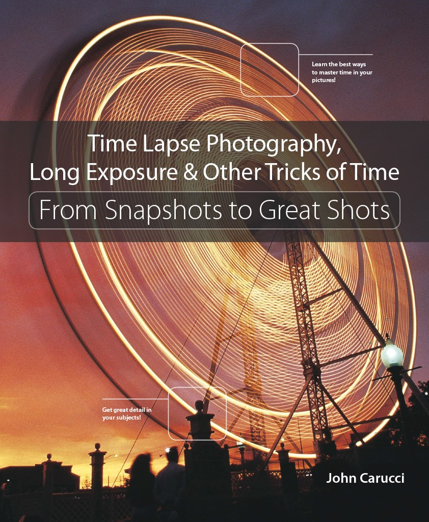 Time Lapse Photography, Long Exposure & Other Tricks of Time: From Snapshots to Great Shots
