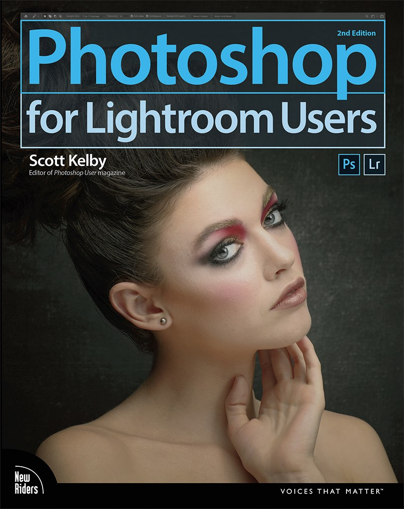 Photoshop for Lightroom Users, 2nd Edition