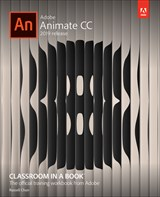 Adobe Animate CC Classroom in a Book (2019 Release)