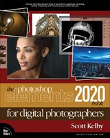 The Photoshop Elements 2020 Book for Digital Photographers