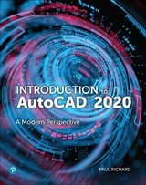 Introduction to AutoCAD 2020: A Modern Perspective
