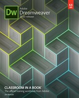 Adobe Dreamweaver Classroom in a Book (2020 release) (Web Edition)