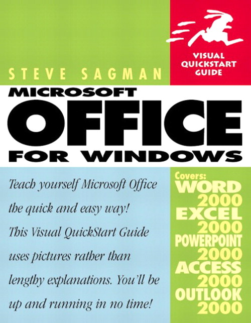 Microsoft Office 2000 for Windows: Visual QuickStart Guide