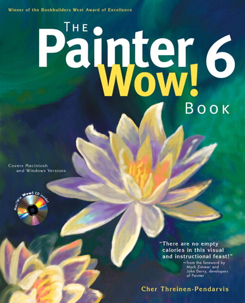 Painter 6 Wow! Book, The, 4th Edition