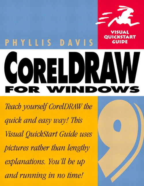 CorelDRAW 9 for Windows: Visual QuickStart Guide, 3rd Edition