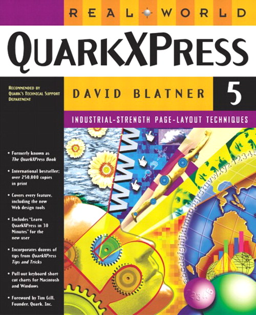 Real World QuarkXPress 5