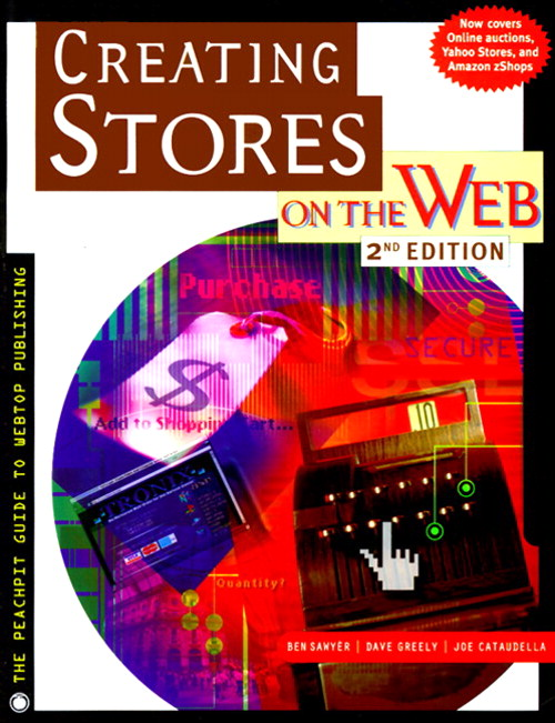 Creating Stores on the Web, 2nd Edition