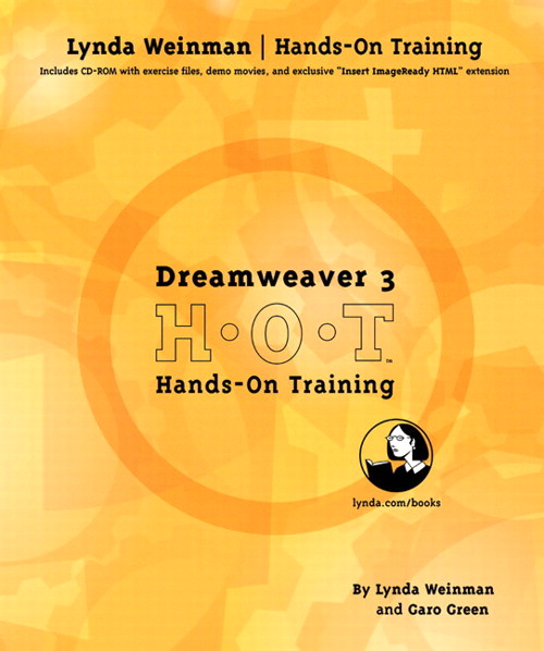 Dreamweaver 3 Hands-On-Training, 2nd Edition