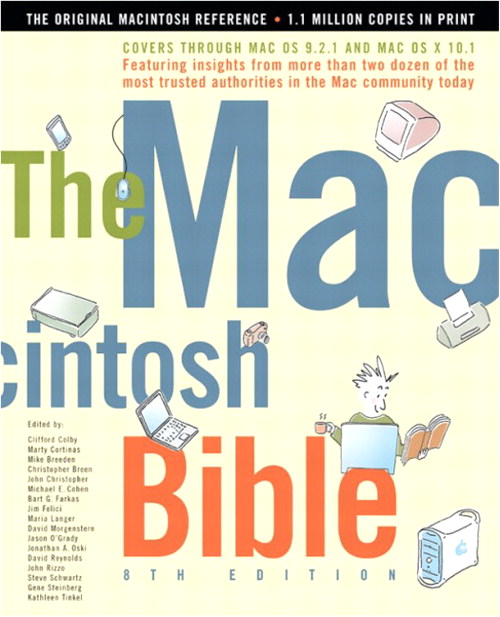 Macintosh Bible, The, 8th Edition