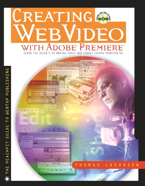 Creating Web Video with Adobe Premiere
