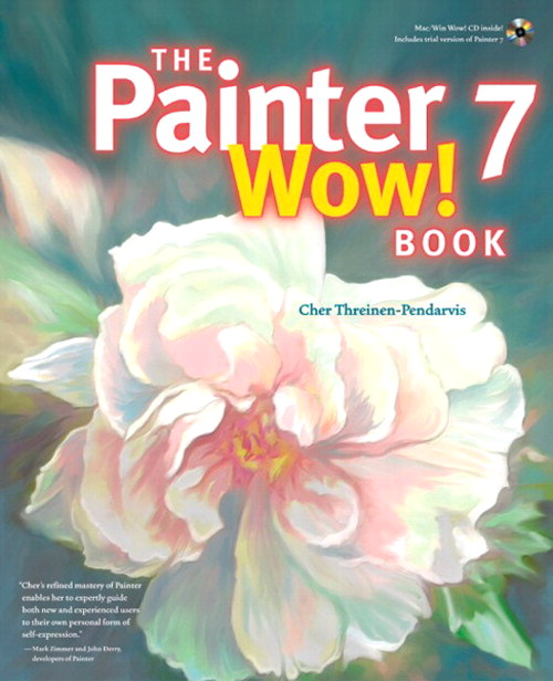 Painter 7 Wow! Book, The