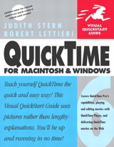 QuickTime 6 for Macintosh and Windows: Visual QuickStart Guide