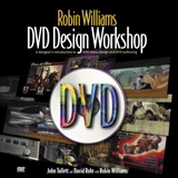 Robin Williams DVD Design Workshop