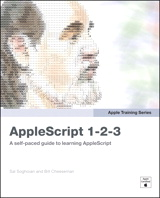 Apple Training Series: AppleScript 1-2-3