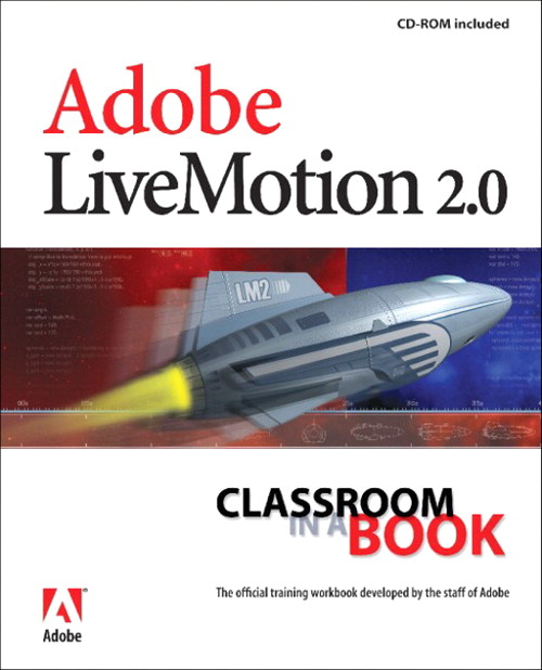 Adobe LiveMotion 2.0 Classroom in a Book