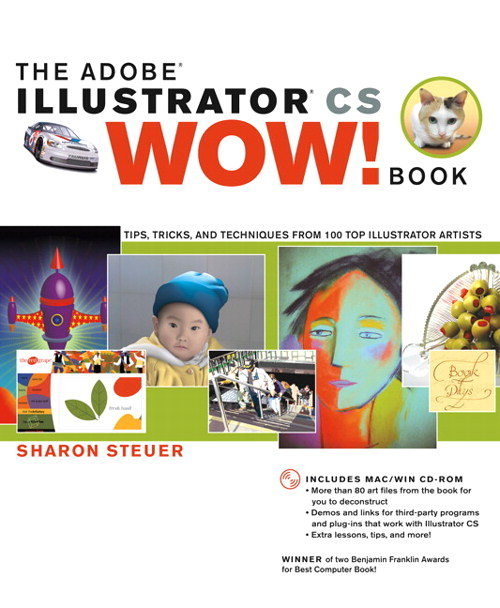 Adobe Illustrator CS Wow! Book, The