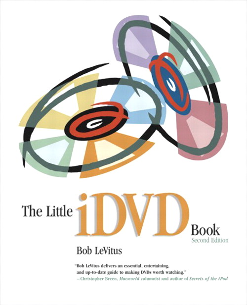 Little iDVD Book, The, 2nd Edition