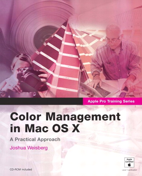 Apple Pro Training Series: Color Management in Mac OS X