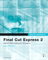 Apple Pro Training Series: Final Cut Express 2