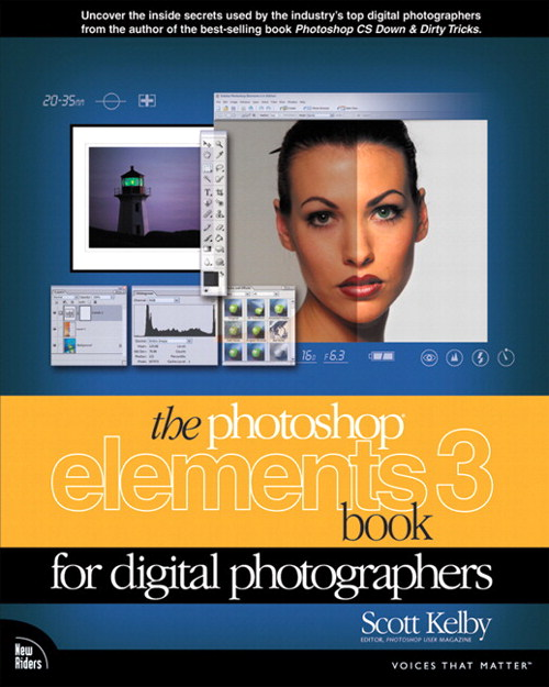 Photoshop Elements 3 Book for Digital Photographers, The