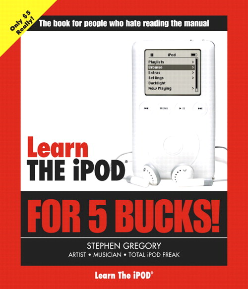 Learn the iPod for 5 Bucks