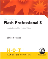 Macromedia Flash Professional 8 Hands-On Training